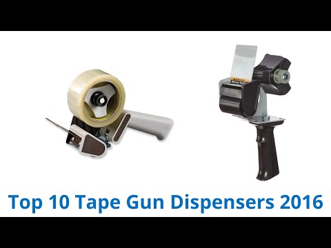 Best Tape Gun Dispensers