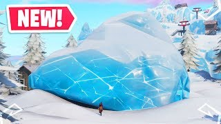 *NEW* Fortnite Ice Bunker Revealed..