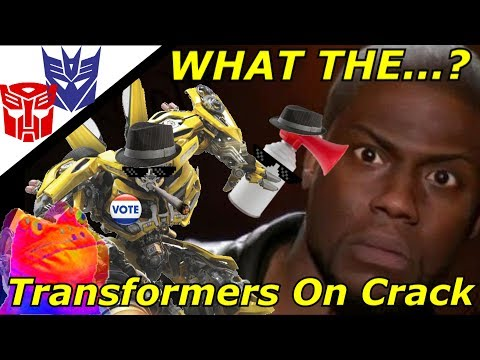 Savage Subscribers Transformers Fans Gone Wild #1(Comment Section Edition)