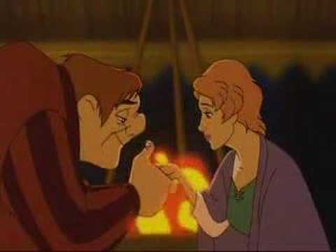 Life is a road The Hunchback of Notre Dame 2