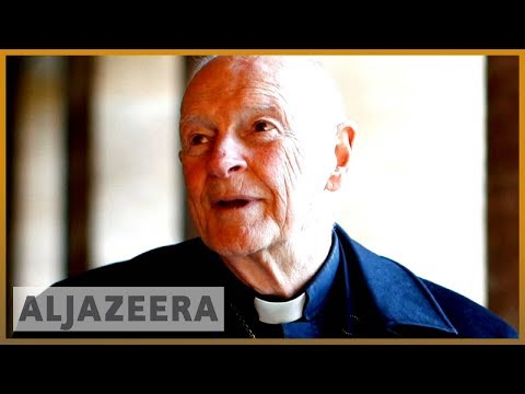 🇺🇸 Vatican expels US ex-Cardinal Theodore McCarrick from priesthood | Al Jazeera English