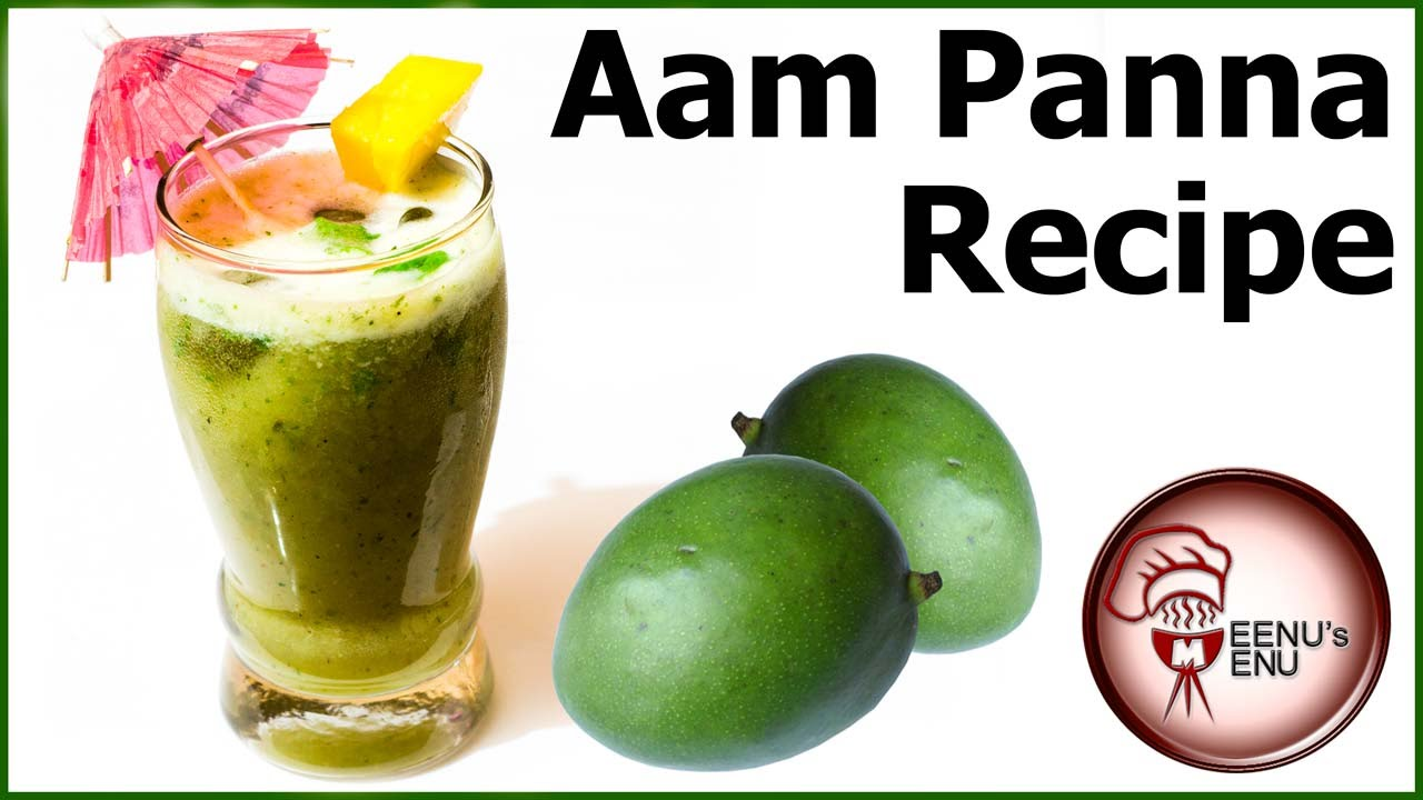 Aam Panna Recipe | Summer Cool Drink - YouTube