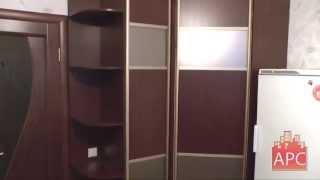 Угловой шкаф купе для прихожей с терминалом(Шкафы купе для квартиры и дома под ключ http://ars-shkaf.ru/shkafy_kupe/ Корпусная мебель для прихожей на заказ http://ars-shkaf.ru/..., 2013-07-04T12:35:24.000Z)