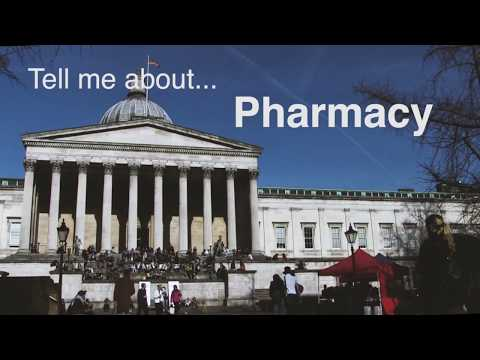 Tell Me About Pharmacy