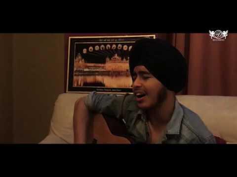 Nanak Naam Jahaz hai | Shabad Kirtan Gurbani | Acoustic Singh | Daler Mehndi Music