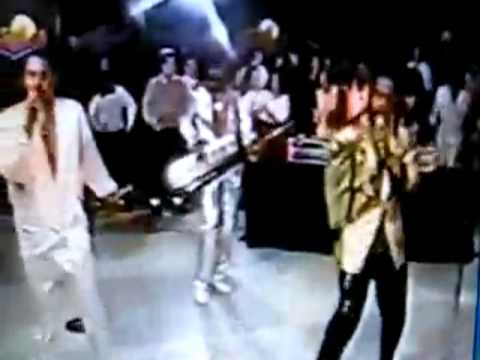 World Class Wreckin Cru ft. Dr. Dre - Surgery (dJ dAb Overdub) 1984 Live Performance
