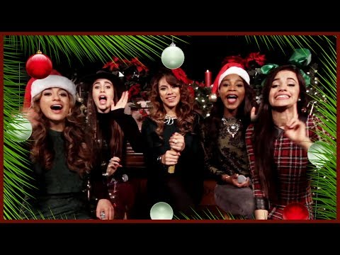FIFTH HARMONY | Have Yourself A Merry Little Christmas | 12 DAYS OF AWESOMENESS (Day 5)