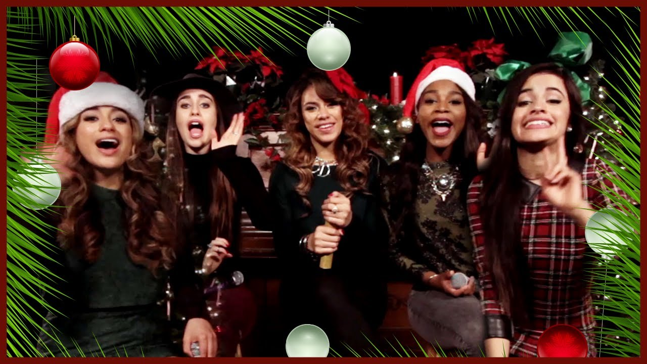 FIFTH HARMONY | Have Yourself A Merry Little Christmas | 12 DAYS ...