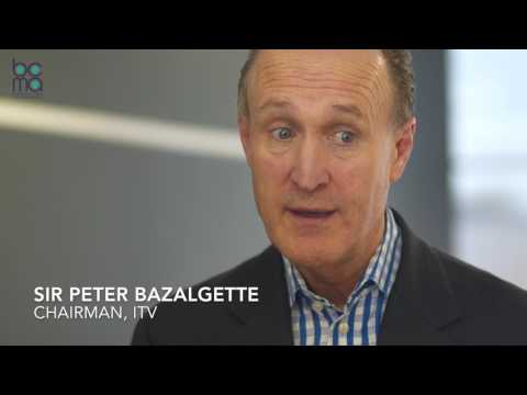 This is the Age of Branded Content - Sir Peter Bazalgette