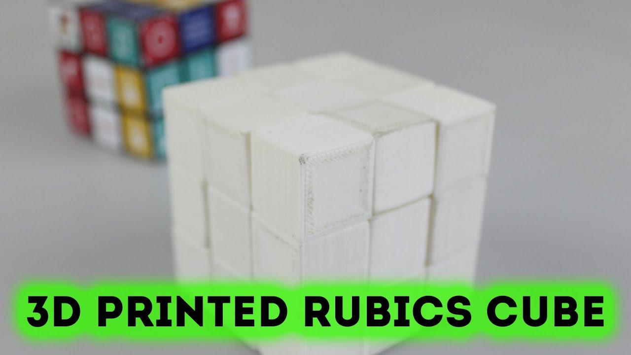 52e2cbc8a452a Fully 3D printed Rubik's cube