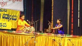 Gurunandan Rao tabala solo feb 2015