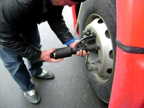 fcecfac55b5 Nova Chave De Roda Para Caminhão - YouTube