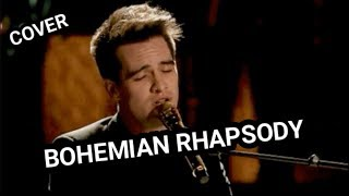 Bohemian Rhapsody - Panic At The Disco [LYRICS/LETRA Español] COVER