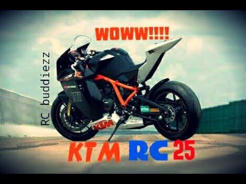 Ktm Rc 25 In India Rps 1 5 Lakh Ex Showroom Price Delhi Youtube
