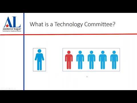 Technology Committe   Do You Need One   How Do You Start One