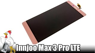 Guía del Innjoo Max 3 Pro LTE: Cambiar pantalla completa