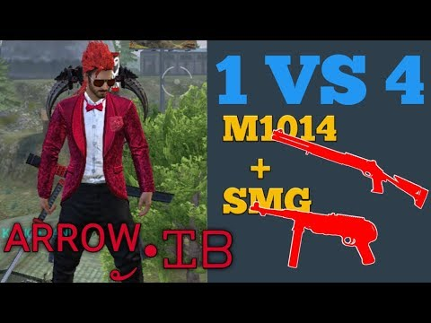FF Pro Player | M1014 Top Gameplay | Team Arrow Guild | Free Fire India