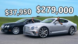 2020 Bentley Continental GT vs The Cheapest Continental GT You Can Buy
