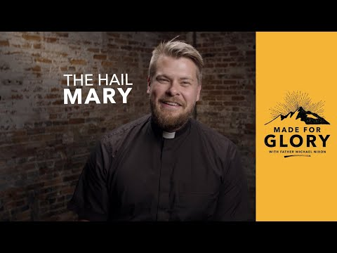 Made for Glory // The Hail Mary