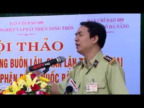 """Phát ngôn """"gây sốc"""" của ông Trần Hùng - phó Cục trưởng, Cục QLTT"""