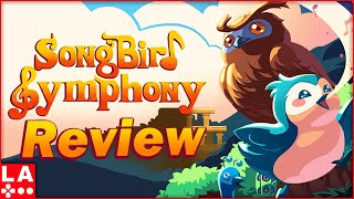 Songbird Symphony Review | (Nintendo Switch/PS4/PC) (Video Game Video Review)