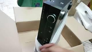 Đập hộp Amply 5.1 đánh sub hơi, hát karaoke ngon giá 1tr750k