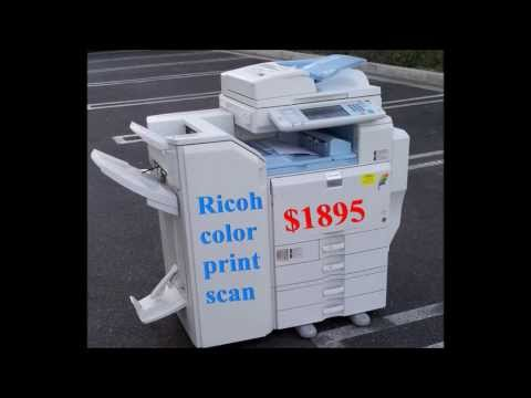 Leasing Copy Machines
