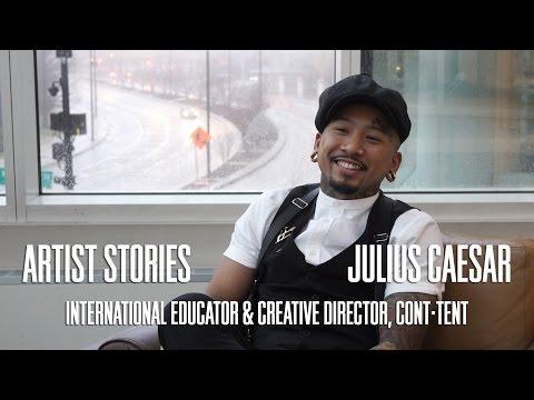 Artist Stories: Julius Caesar