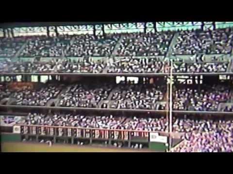 Larry Walker 1st Ever Home Run Upper Deck Coors Field Colorado Rockies