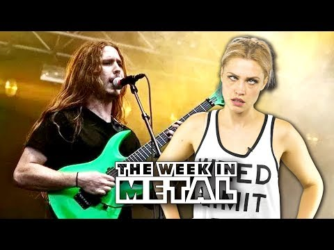 The Week in Metal - July 31, 2017 | MetalSucks