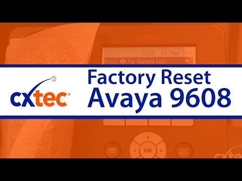 avaya ip office 9608 quick reference guide