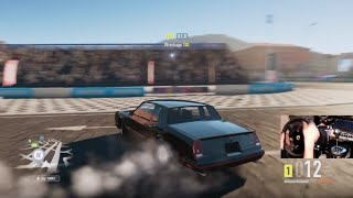 Forza Horizon 2 1988 Monte Carlo SS NAPA Drift Build Stock Engine w/Wheel Cam