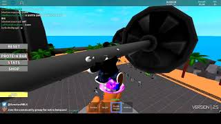 Roblox Weight Lifting Simulator 2 I Found A Glitch U Must Watch It (No Exploit)