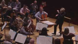 Baltimore Symphony Orchestra Rehearses R. Strauss