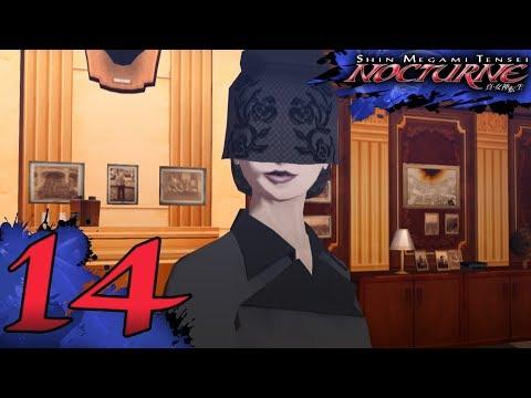 Shin Megami Tensei III: Nocturne - Part 14 - Amala Universe
