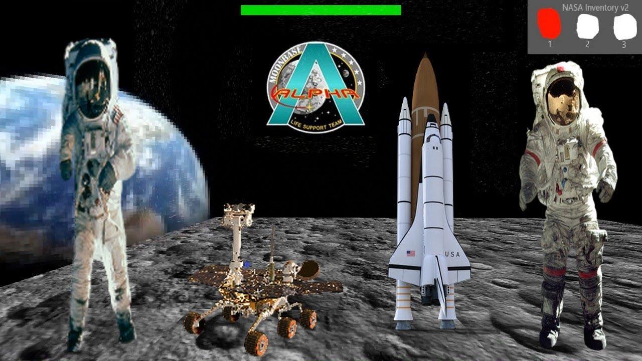 NASA's Basics in Rockets and Space (Pre-Release 1) - Baldi's Basics V1.4.1 Mod