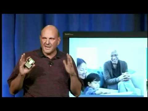 Microsoft 2011 Financial Analyst Meeting (FAM) Steve Ballmer Presentation Part 2