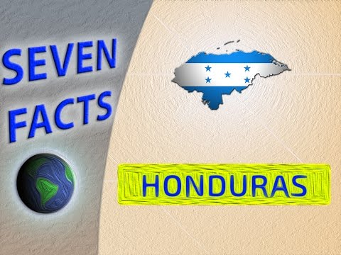Discover these fascinating facts about Honduras
