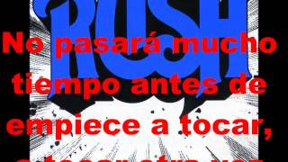 Rush - Here Again Subtitulos en Español