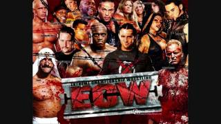ECW Theme Song Let The Body Hit The Floor