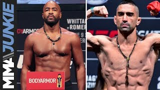 MMA Junkie Radio #2922: Rashad Evans and Ricardo Lamas