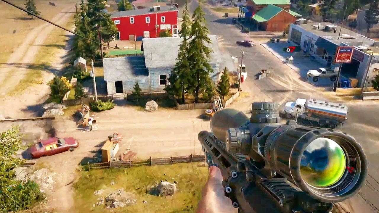 Far Cry 5 Crack + Serial Key Torrent Free Download 2020 {Latest Version}