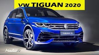 Volkswagen Tiguan 2020 - обзор Александра Михельсона