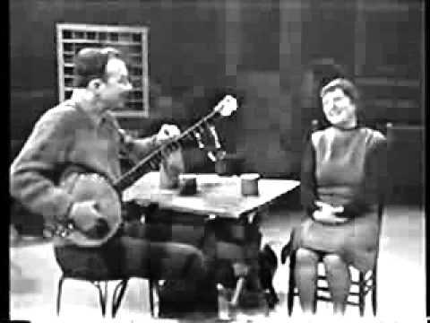 Tumbalalaika - Pete Seeger and Ruth Rubin