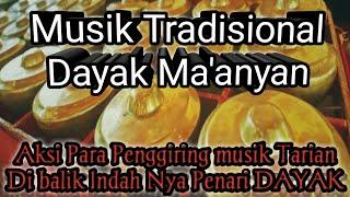 Download MUSIK ADAT DAYAK || KANGKANONG || GAMELAN TRADISIONAL KALIMANTAN