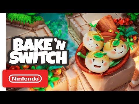 ake 'n Switch - Announcement Trailer - Nintendo Switch