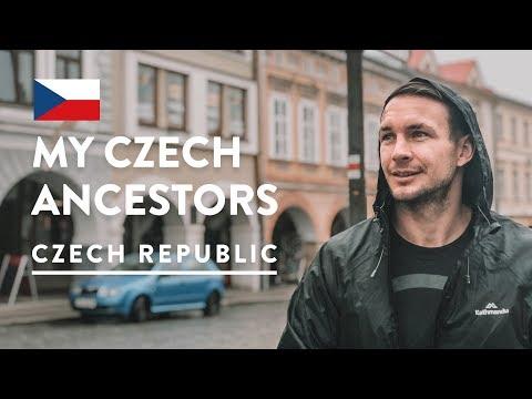 IN 1700's MY FAMILY LIVED HERE!! Prague to Frenstat pod Radhostem | Czech Republic Travel Vlog
