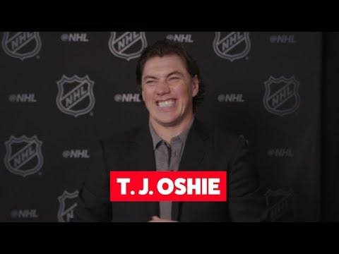 What's in the Box: T.J. Oshie