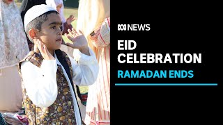 The Darwin Muslim community comes together to celebrate Eid | ABC News