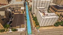 Slide the City Akron, Ohio